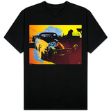 Ferrari Watercolor T-shirts