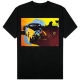 Ferrari Watercolor T-shirts