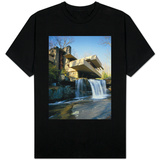 Fallingwater, State Route 381, Pennsylvania T-shirts