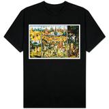 Hieronymus Bosch Garden of Earthly Delights T-skjorte