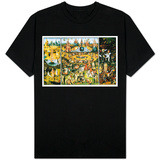 Hieronymus Bosch Garden of Earthly Delights T-Shirt