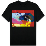 Porsche Watercolor T-Shirt