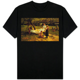 The Apple Gatherers, 1880 T-shirts