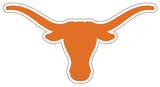 NCAA Texas Longhorns Vinyl Magnet Magnet