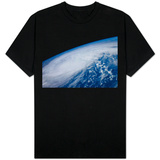 Hurricane Irene from Space T-shirts