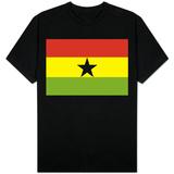 Ghana National Flag Bluser