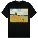 Papaveri selvatici nei pressi di Argenteuil 1873 T-Shirt