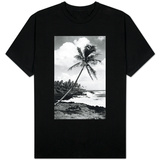 Hawaii - Palms along the Beach T-shirts