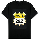 Route 26.2 Marathon Shirts