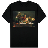 The Supper at Emmaus, 1601 Shirts