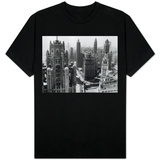 Chicago Skyscrapers in the Early 20th Century T-shirts
