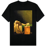The Death of Marat, 1793 T-Shirt