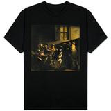 Matteus' kallelse, ca. 1598-1601 T-skjorte