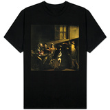 The Calling of St. Matthew, circa 1598-1601 T-Shirt