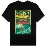 Kona, Hawaii - Surf Shop T-skjorter