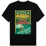 Kona, Hawaii - Surf Shop T-Shirts