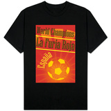 Spain - 2010 World Cup Champions Shirts