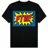 FTW! Comic Pop-Art T-shirts