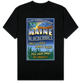 Maine Blueberries Shirt
