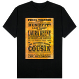 Ford's Theater Reproduction T-shirts