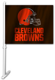 NFL Cleveland Browns Car Flag Flag