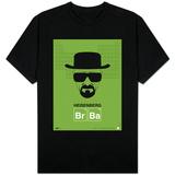Breaking Bad- The Heisenberg Table T-skjorter