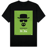 Breaking Bad- The Heisenberg Table T-shirts