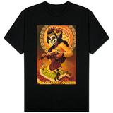 Dia De Los Muertos Marionettes - New Orleans, Louisiana T-Shirt
