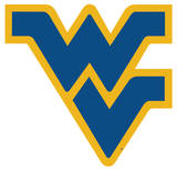NCAA West Virginia Mountaineers Vinyl Magnet Magnet