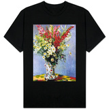 Vase of Flowers, 1878 Shirts