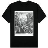 Gin Lane, 1751 T-Shirt