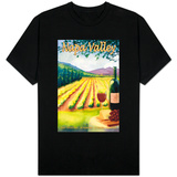 Napa Valley, California Wine Country T-Shirt
