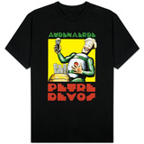 Audenaerde Petre Devos Robot Advertisement T-skjorter