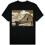 Fence and Barn T-shirts