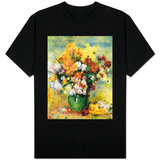 Bouquet of Chrysanthemums, circa 1884 T-shirts