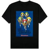 Reclame voor wielerwedstrijd T-Shirts