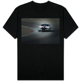 Mustang on the racing Circuit T-shirts