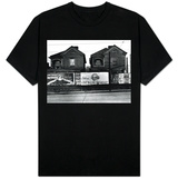Houses, Atlanta, Georgia, 1936 T-shirts