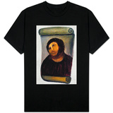 Ecce Homo Botched Restoration Shirts