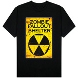 Zombie Fallout Shelter T-shirts
