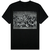 Liverpool Fc After Winning the FA Cup 1986 Liverpool V Everton at Wembley Liverpool 3 Everton 1 T-Shirt
