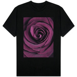 Deep Purple Rose T-shirts