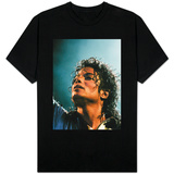 Michael Jackson in Concert at Milton Keynes, September 10, 1988 Camisetas