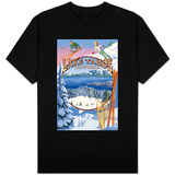 Lake Tahoe, CA Winter Views T-shirts