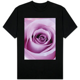 Light Purple Rose Shirt