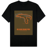 Belgian Grand Prix 1 T-Shirt