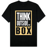 Think Outside the Box Shirts