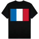 France National Flag T-Shirt