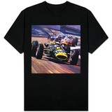 The Indianapolis 500 T-shirts