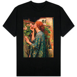 The Soul of the Rose Shirt